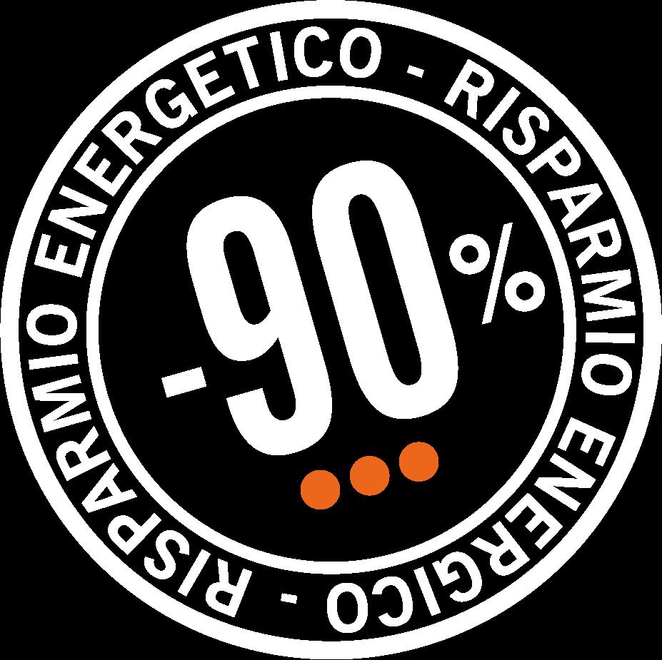 Insegne LED Roma - Risparmio Energetico fino al 90%